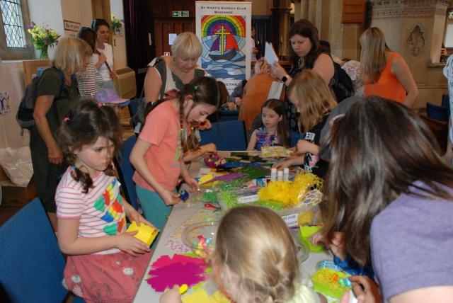 Easter 2019 children's activities